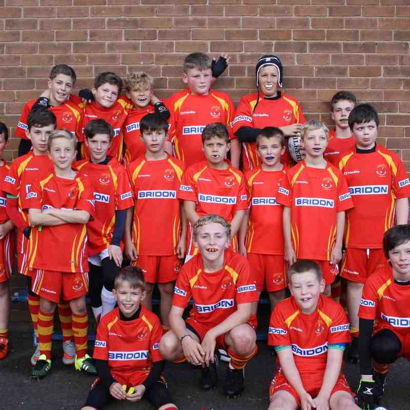 U12's Friendly Festival - Rockcliff 02/10/16
