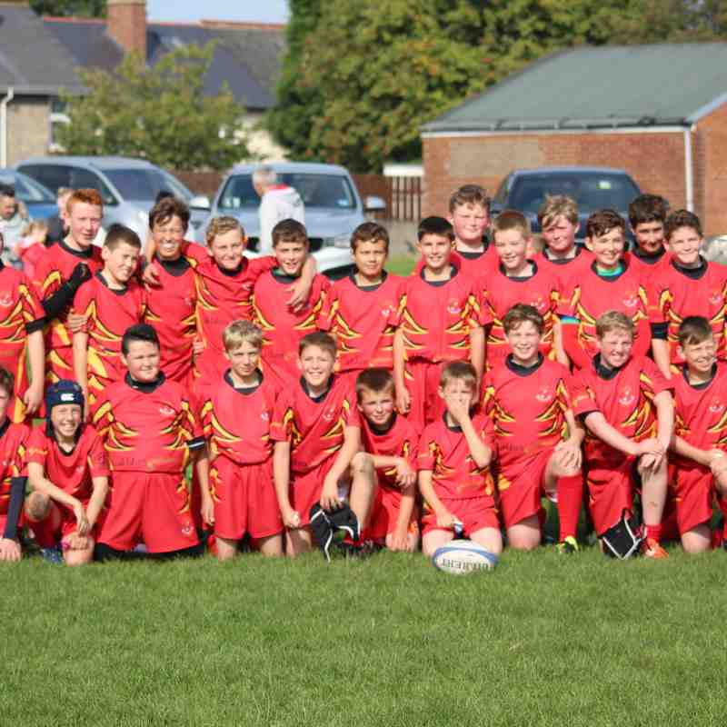 Rockcliff U13's Friendly Festival 24/09/17