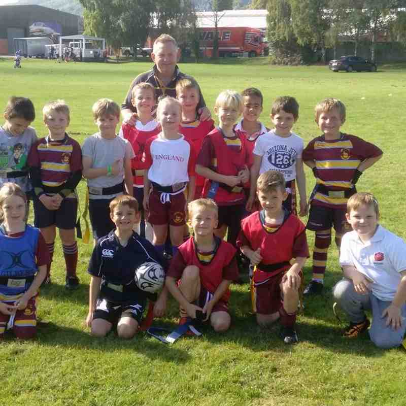 Malvern RFC Under 8 Training Squad 2015