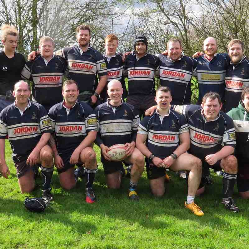 Newark 3rds 12 v Notts Moderns 48. 16th April 2016