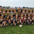 Under 14 lose to Marlborough College 29 - 14