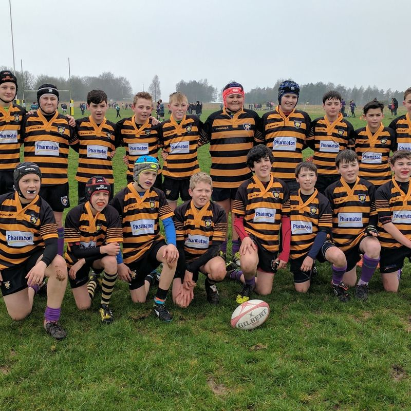 Marlborough Under 14s win rearranged Cup game