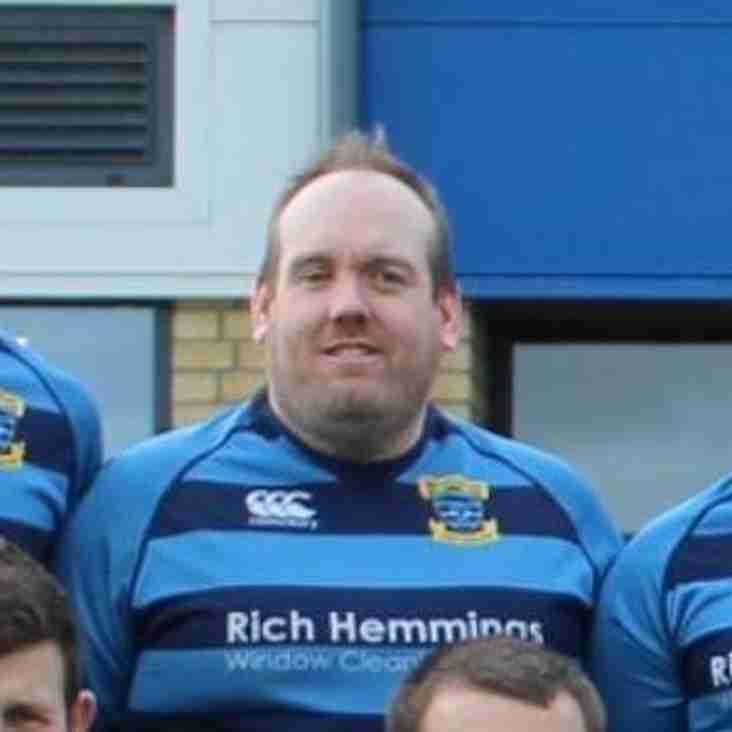 We are very sorry to announce the passing of Paul McQuillan of Melksham RFC at Marlborough RFC on Saturday