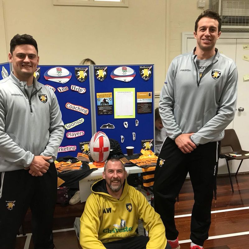 Recruiting New Volunteers, Players and Sponsors