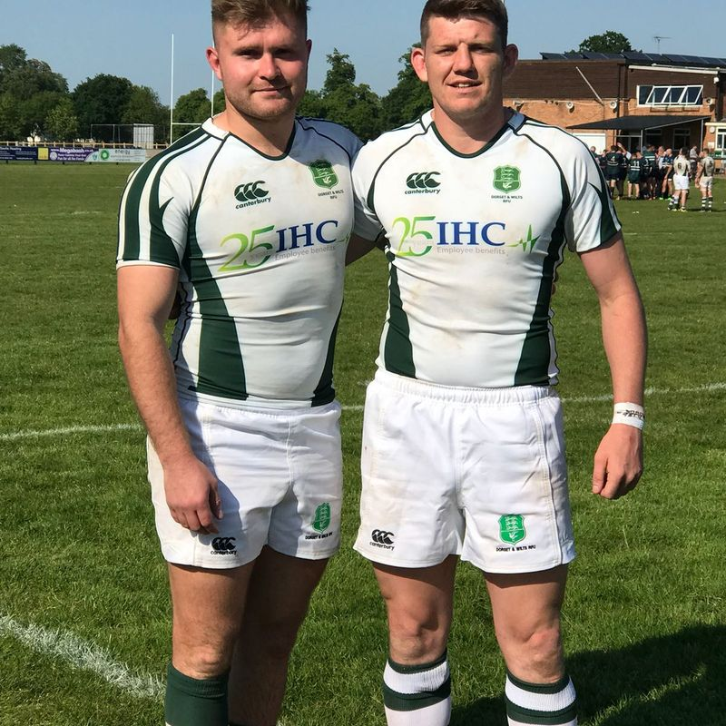 Congratulations to Ben Fulton and Jake Williams on reaching County final