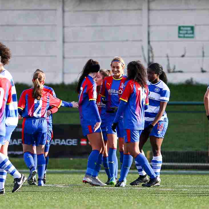 Reserves report: QPR 1-4 Palace