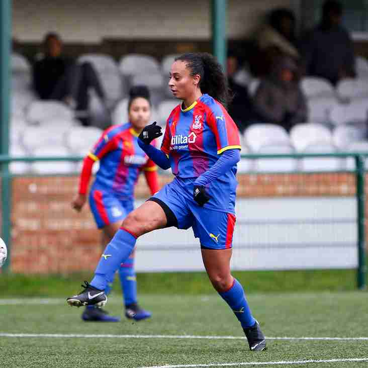 Reserves report: Palace 2-0 QPR