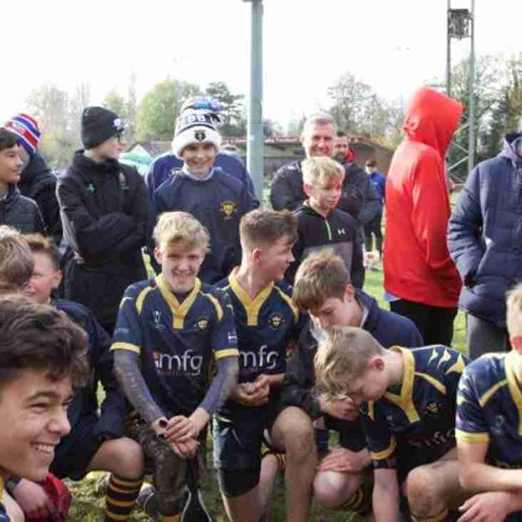Worcester Under 14 Vipers make strong start to cup campaign