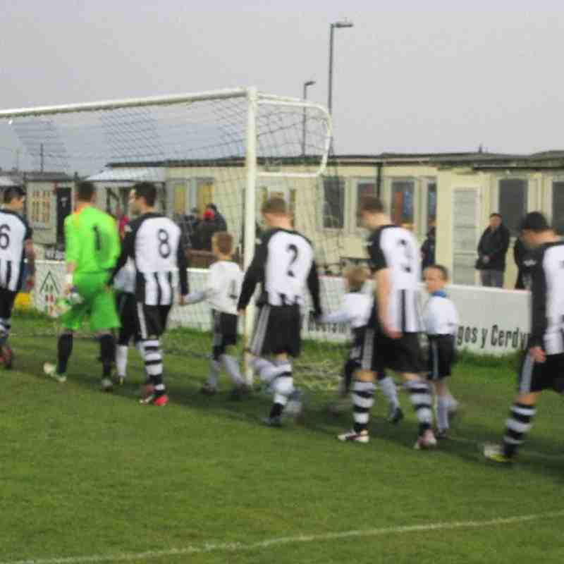 Under 8's mascots