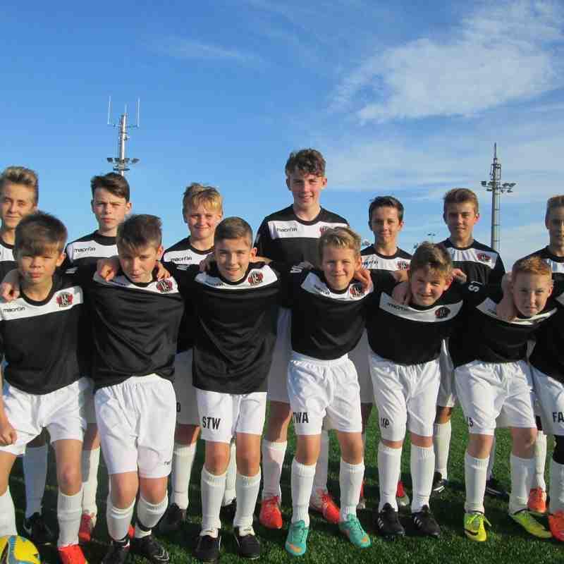academy players u/13s