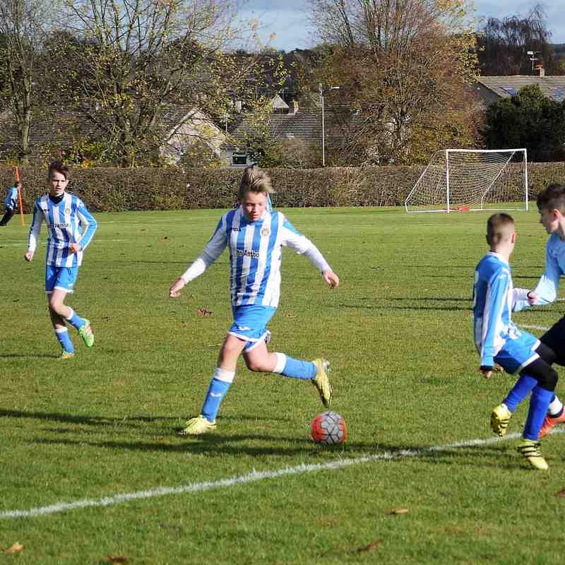 Nicholas Wanderers 1 vs Oldland 2