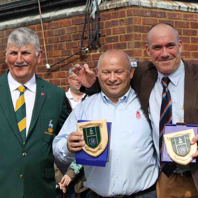 25-4-15 Chesham 24 Southgate 10 Herts & Middx 6 Cup & League Double