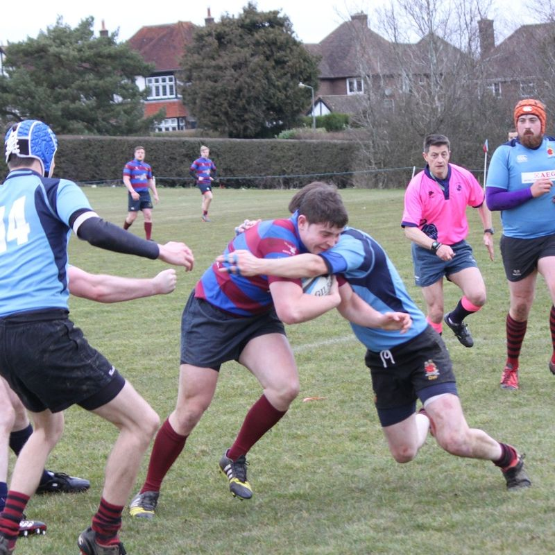 Team Selection for Saturday 25th March 2017