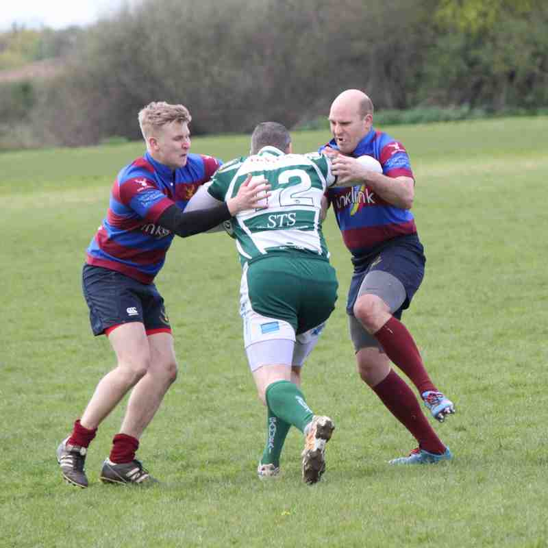 23-4-16 Slough 13 Chesham 0