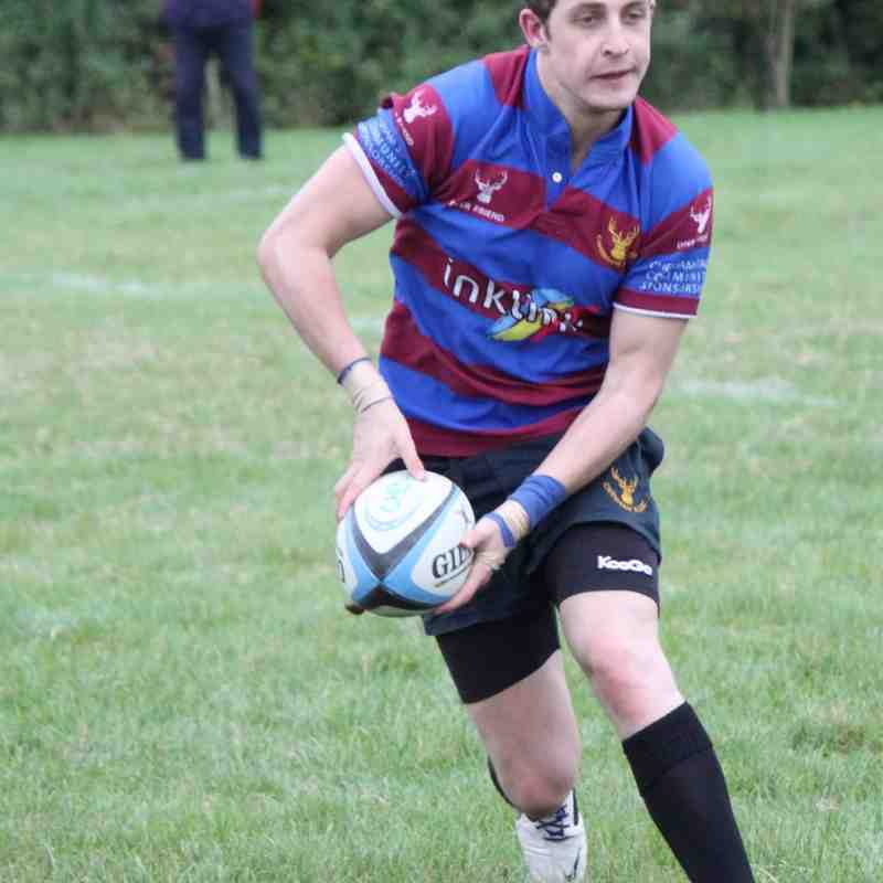 17-9-16 Chesham Men 3XV 5 - Old Millhillians 27