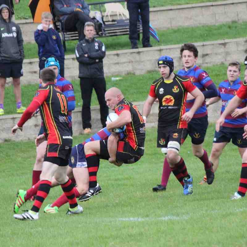 8-10-16 Chesham 11 Swindon College OB 22