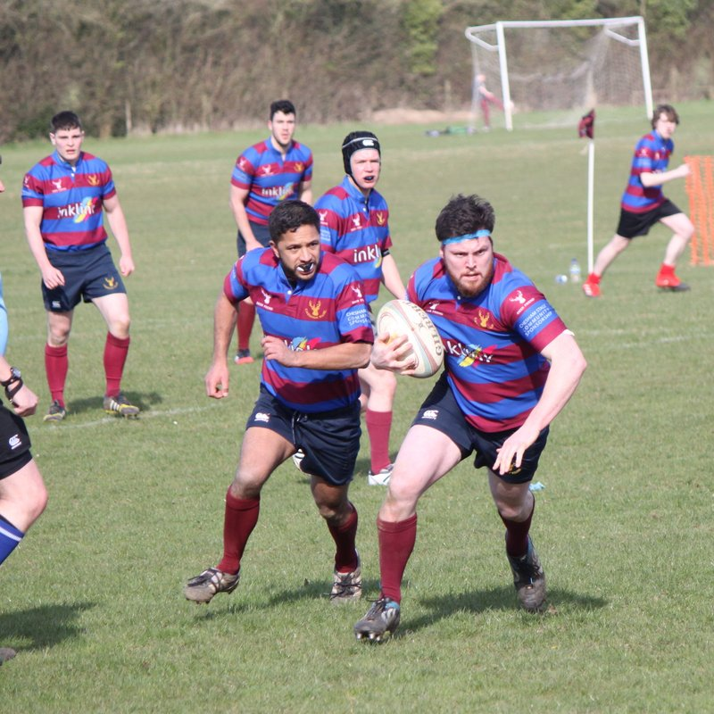 Stags fight back to end losing streak