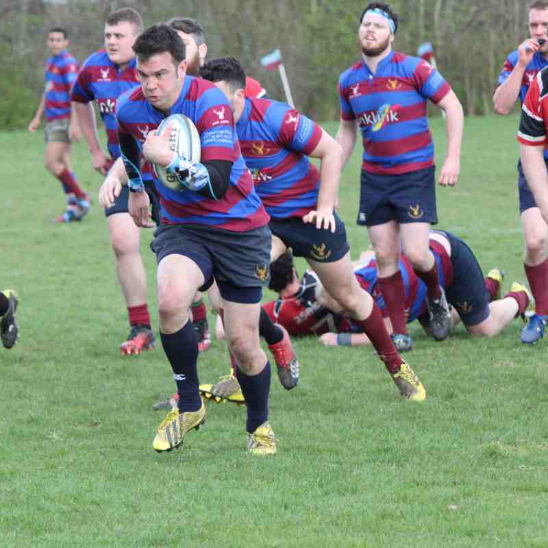 01-04-17 Chesham 51 Vs Phoenix 6