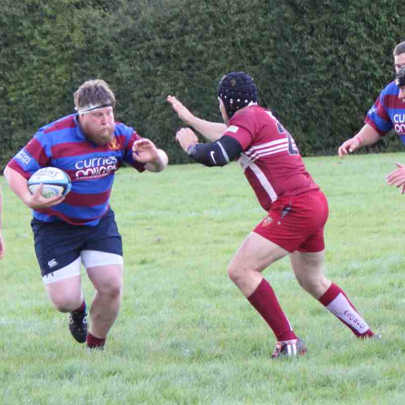 Chesham 3XV 7 Vs Amersham & Chiltern 4XV 5
