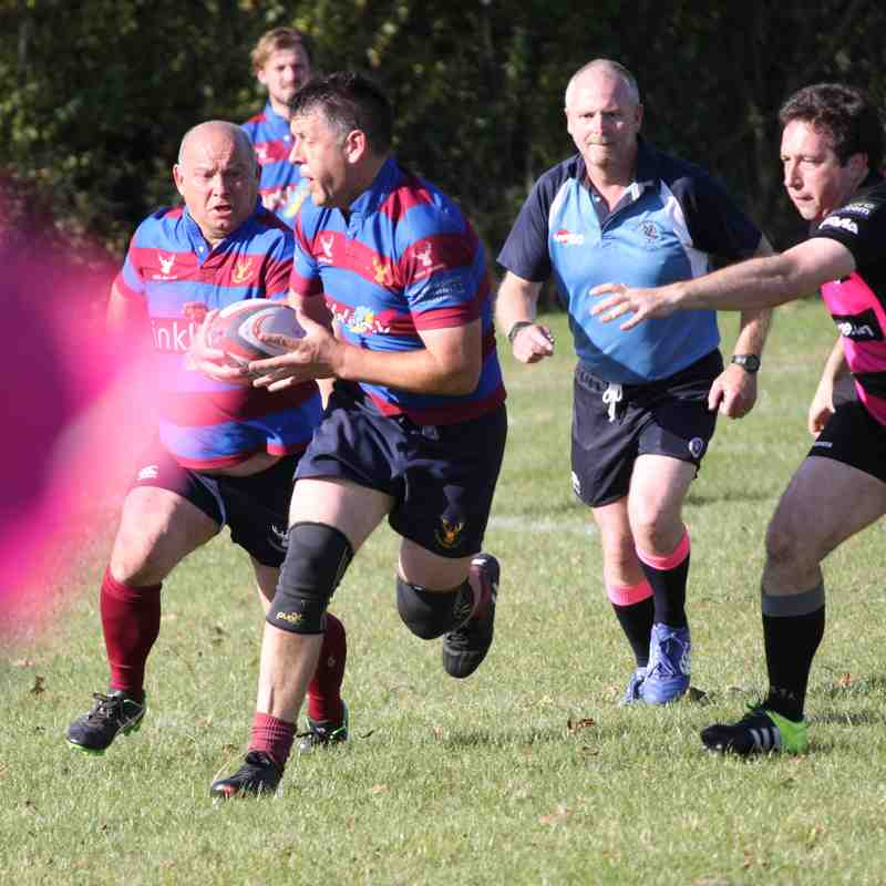29-9-18 Aylesbury 3XV Vs Chesham 2XV Friendly