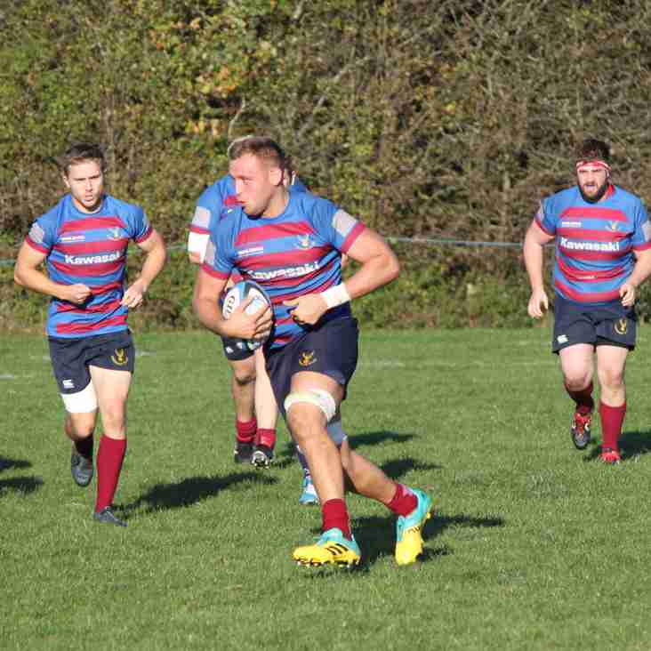 Team Selection for Saturday 27th October 2018