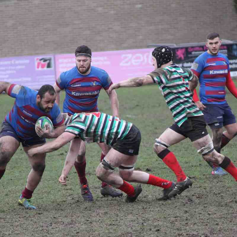 9-2-19 Southern Cup SF Oxford 25 - Chesham 36