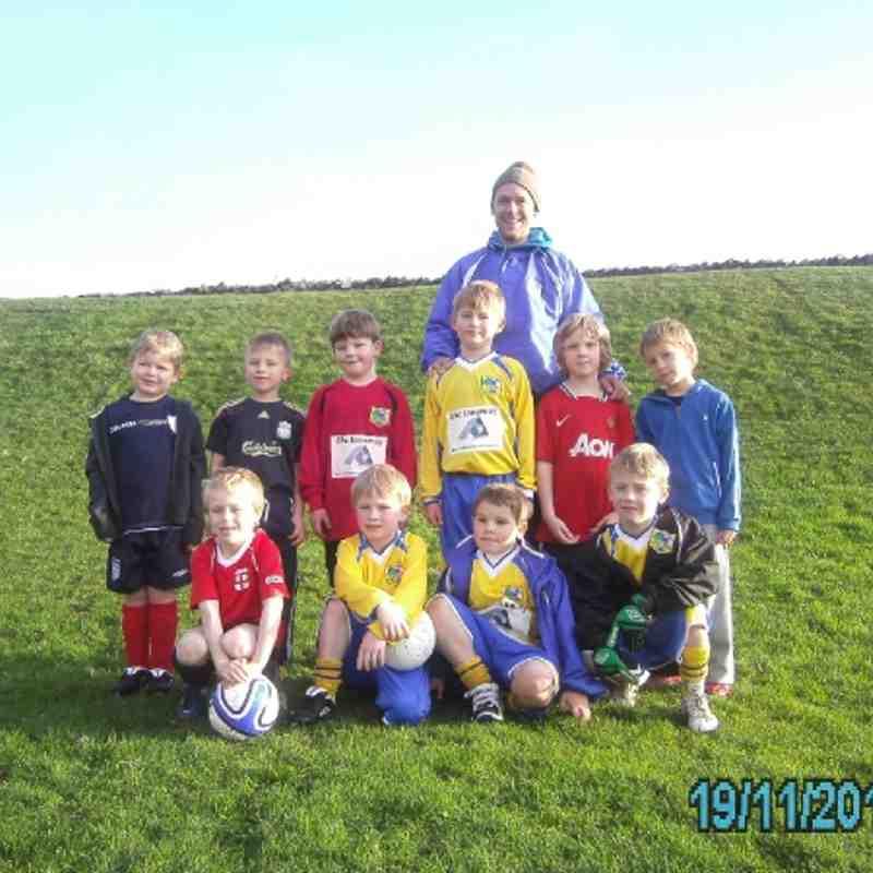 Kendal United Junior U7s