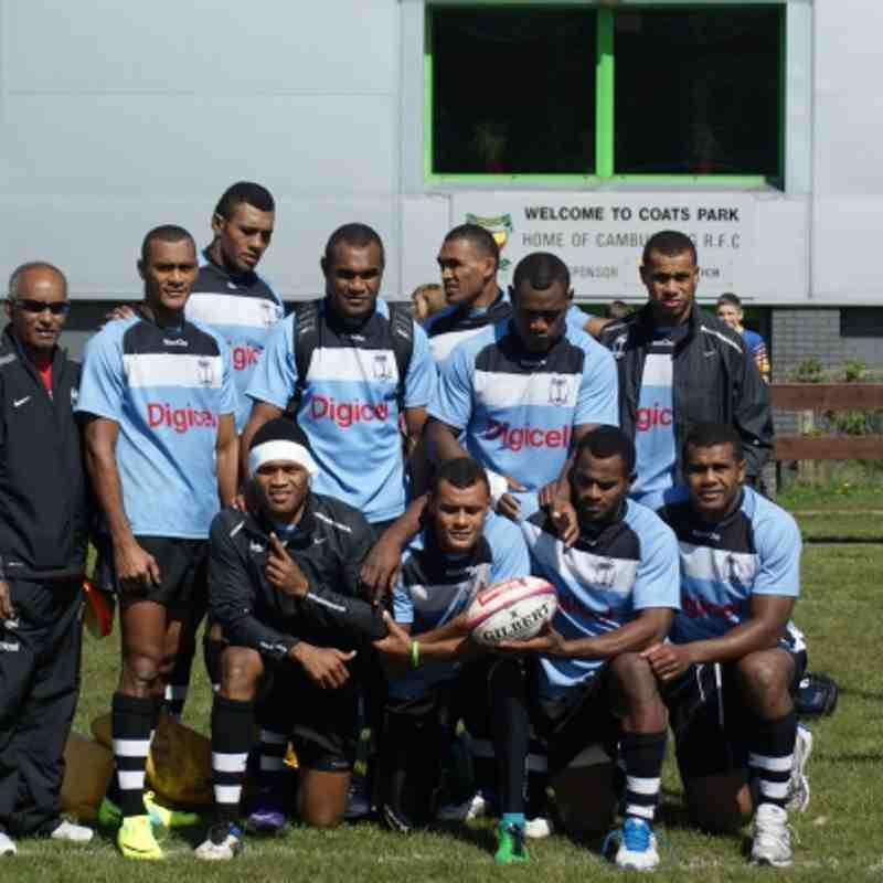 Fiji Sevens at Cambuslang