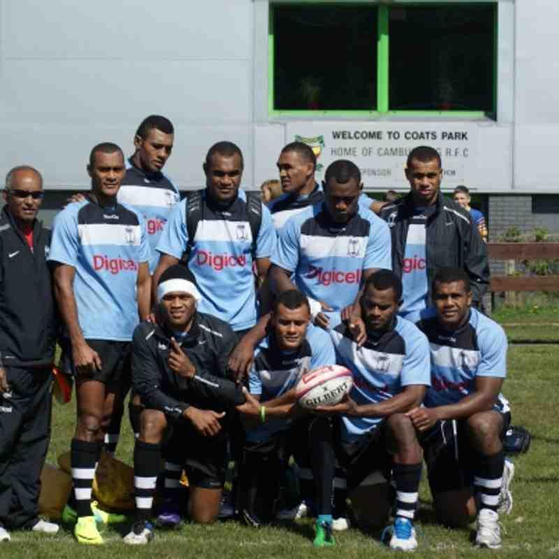 Fiji Sevens at Cambuslang