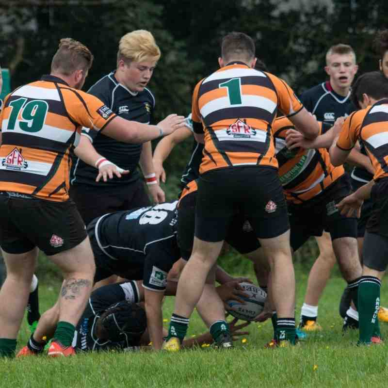 Colts v Brixham 24/09/16