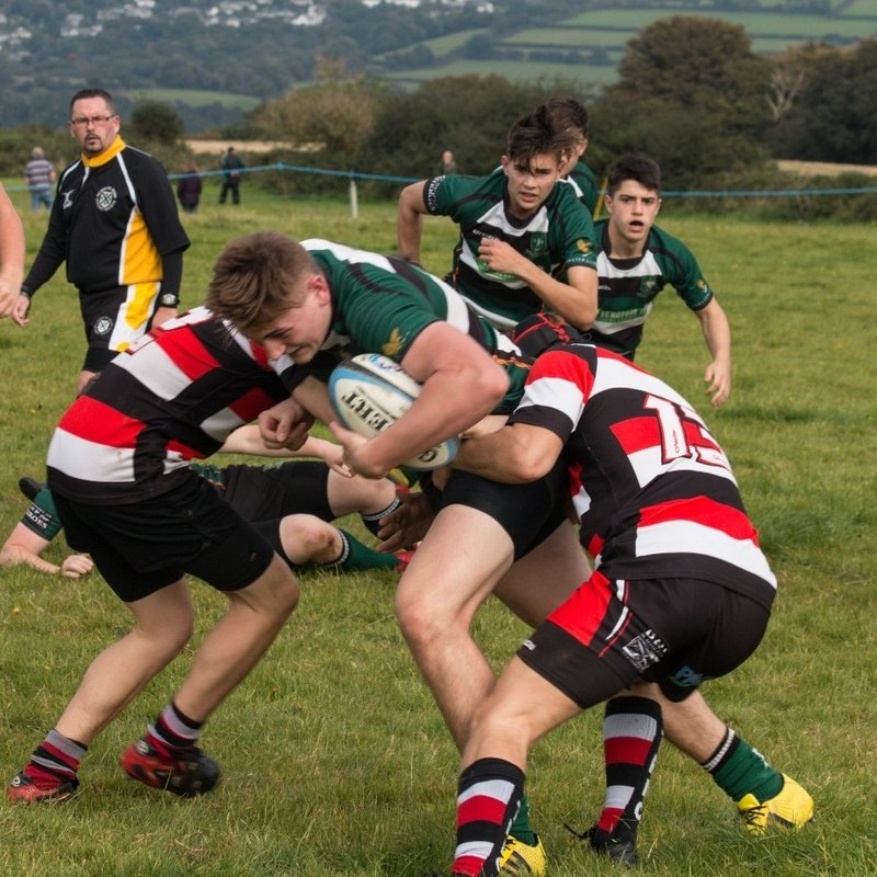 Plymouth Argaum Colts 7 – 0 Teignmouth Colts