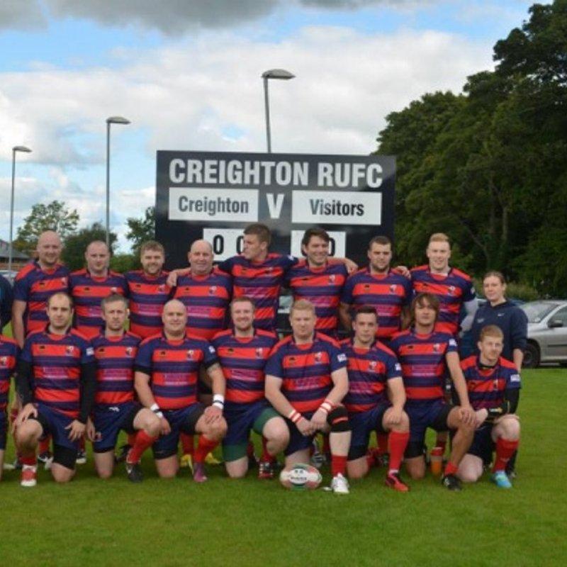 1st team beat Egremont 2