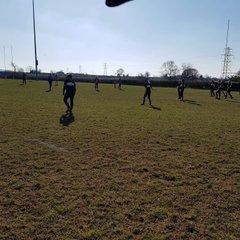 U13's Match 25 Feb 2018