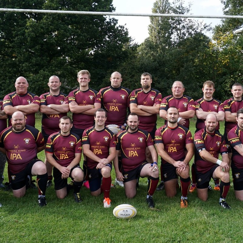 1st Team lose to Atherstone 30 - 7