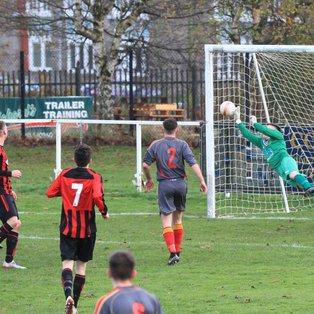 Colony Park Juniors -v- Hall Russell Utd.