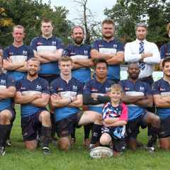 Cents feel the force of a bulky, well drilled Witney squad