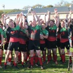 Dartmouth V Totnes Devon Junior Cup - The match and Celebration