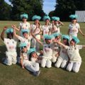 Kent U11 Girls 201/2 - 155/5 Surrey U11 Girls