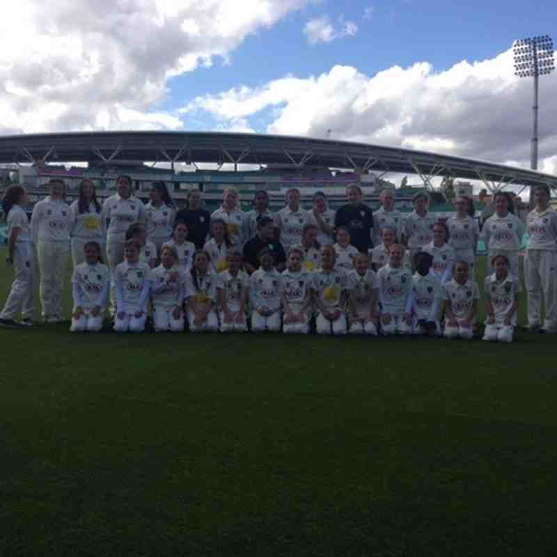 Girls; Summer 2015 - Women & Girls Day @ Oval
