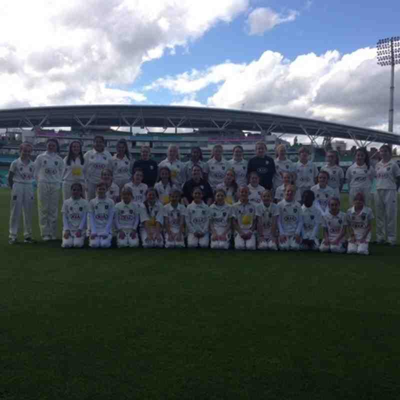 Girls; Summer 2015 - Women & Girls Day @ Oval