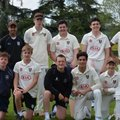 Essex U-15 236/7 - 208 CAG U-15 boys