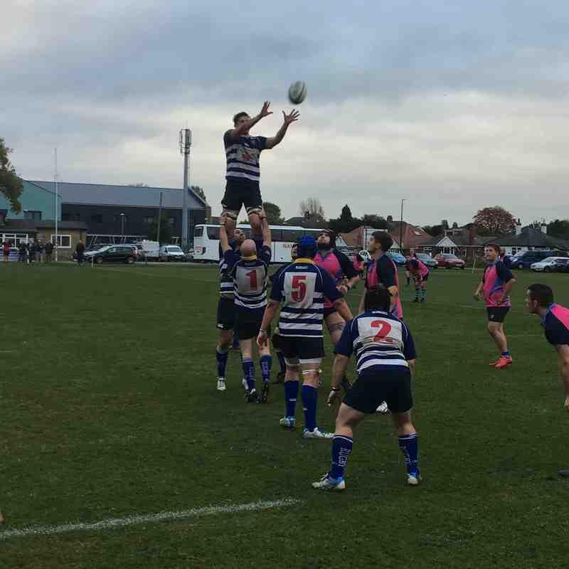 1st XV v Grimsby - Sat 29 Oct 2016
