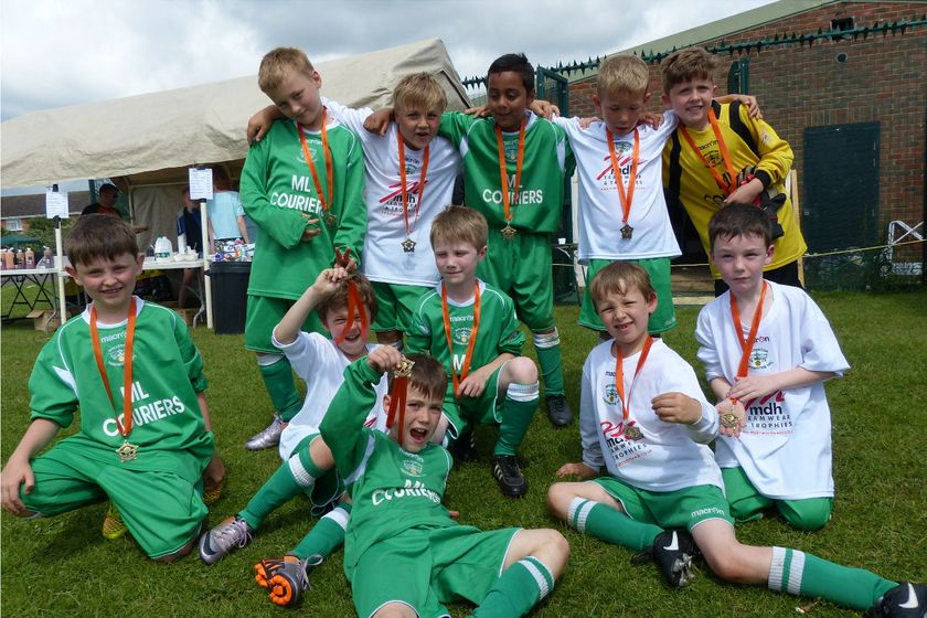 Photos from Tournament - 14 June 2014