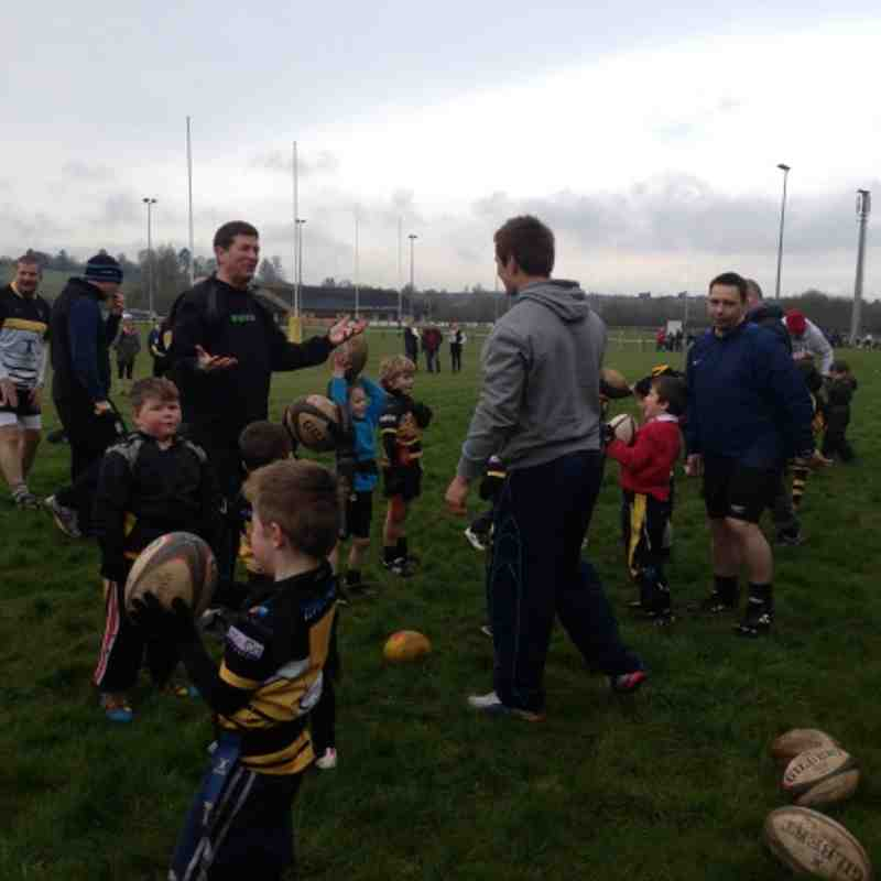 U6 Training with Errie Claassens - March 2013
