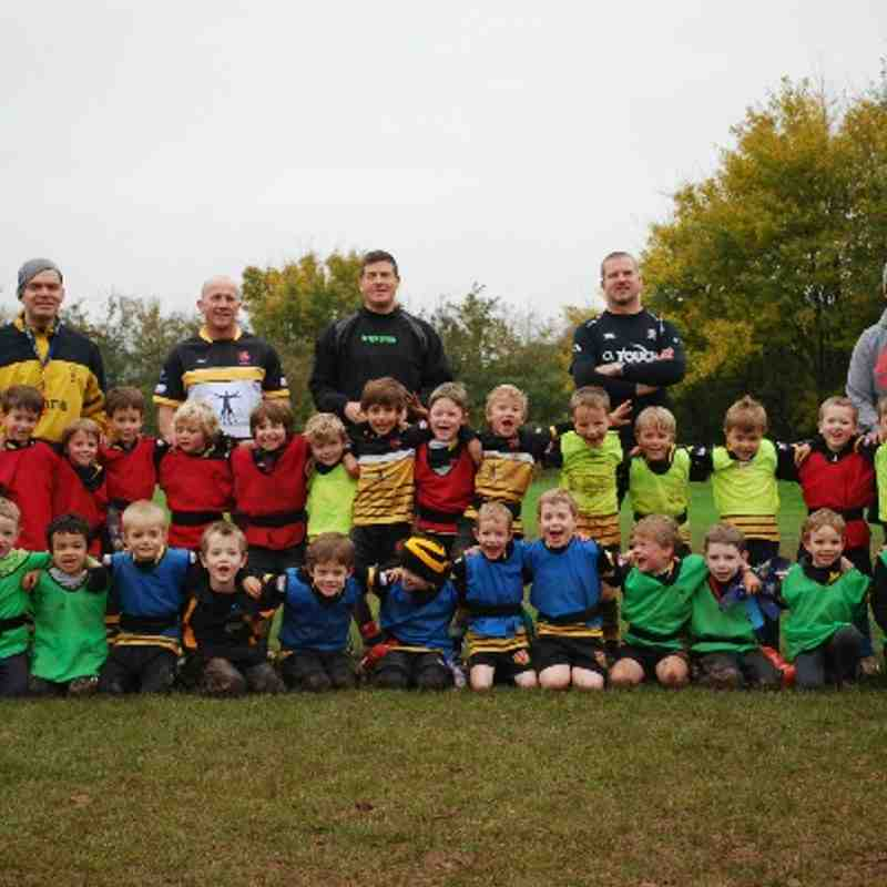 The mighty Under6s!
