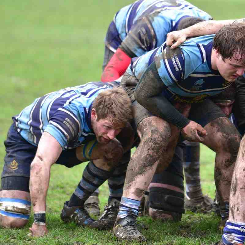 Ripon 1st XV v Pontefract 2nd April 2016