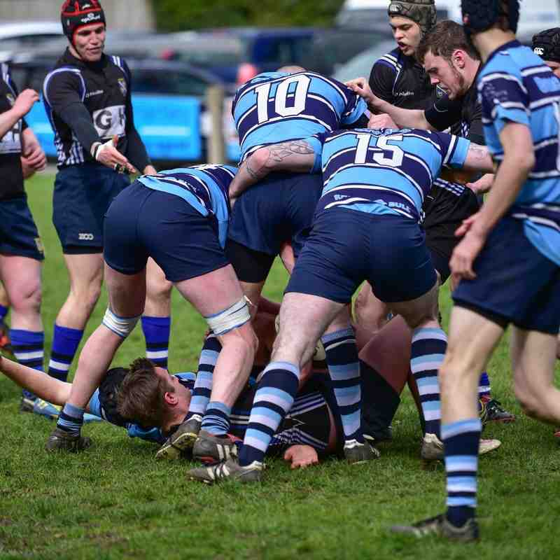 Ripon 2nd XV v Yarnbury 3rd XV 23rd April 2016