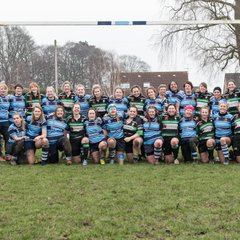 Ripon Bluebelles v York 14th Jan 2018