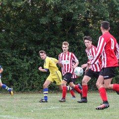 Wallingford Town U19 v Launton