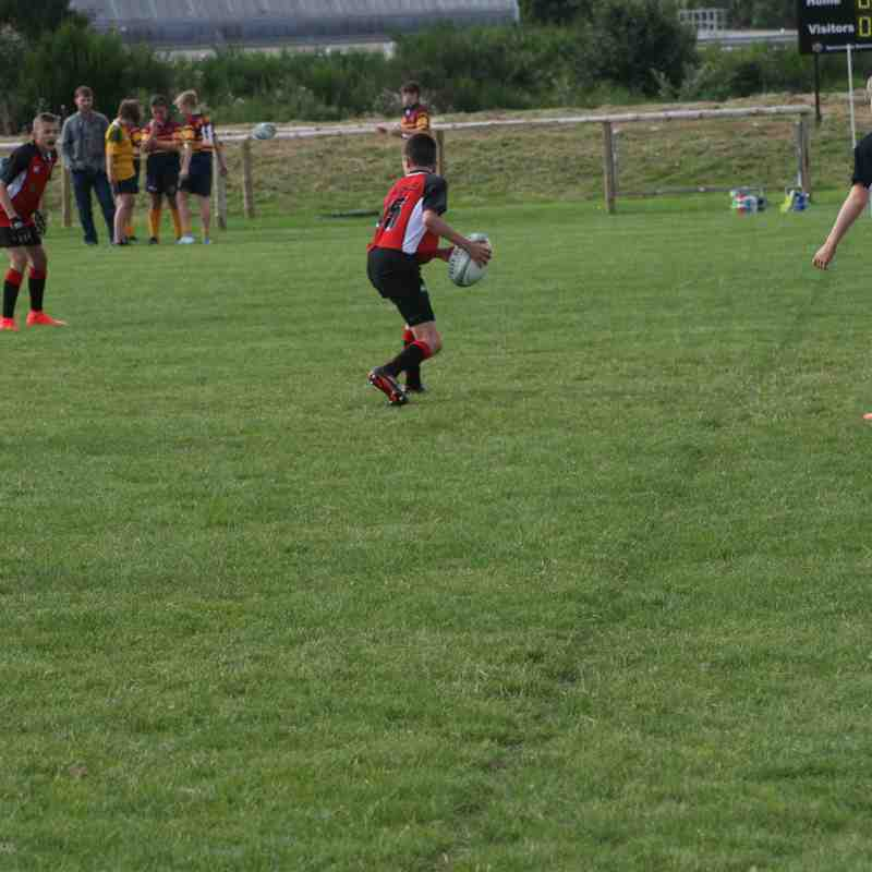 Deeside RFC vs MAFPRFC 03/09/16